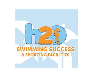H2O Swimming Success Logo